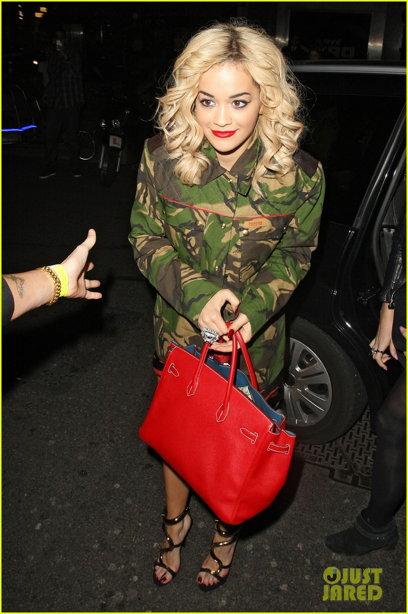 rita ora stylish in london 032711861