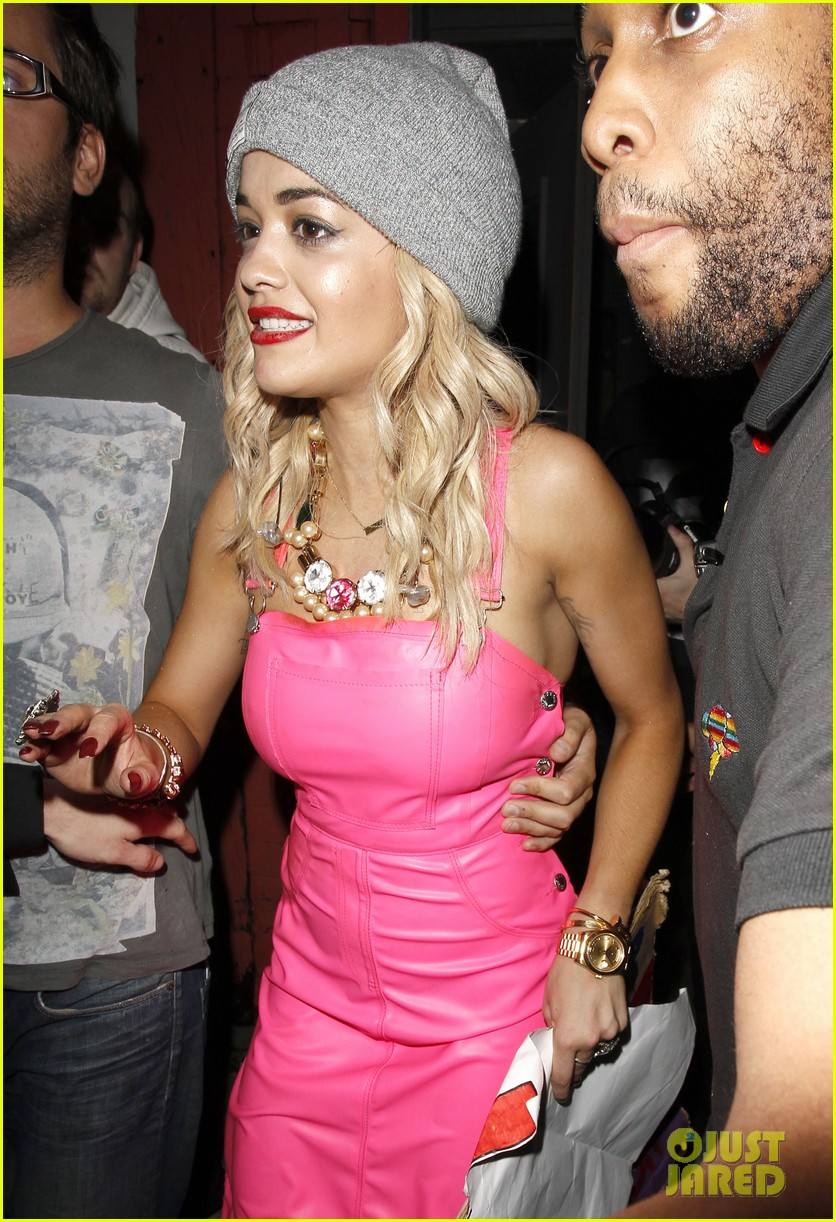 rita ora stylish in london 042711862