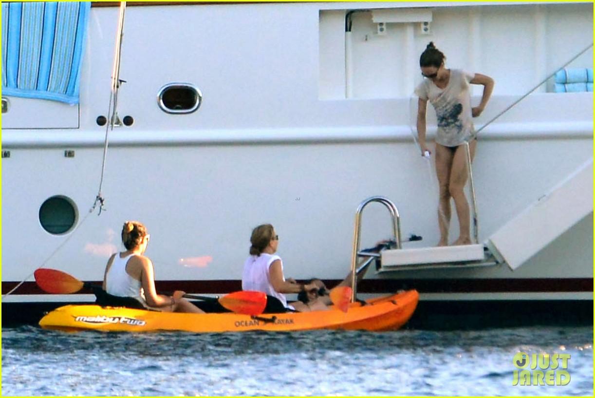 vanessa paradis paddleboarding with jack 072704397