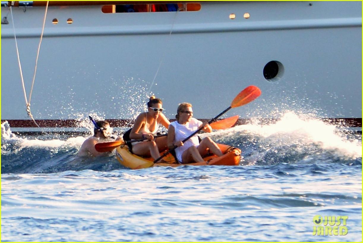vanessa paradis paddleboarding with jack 152704405
