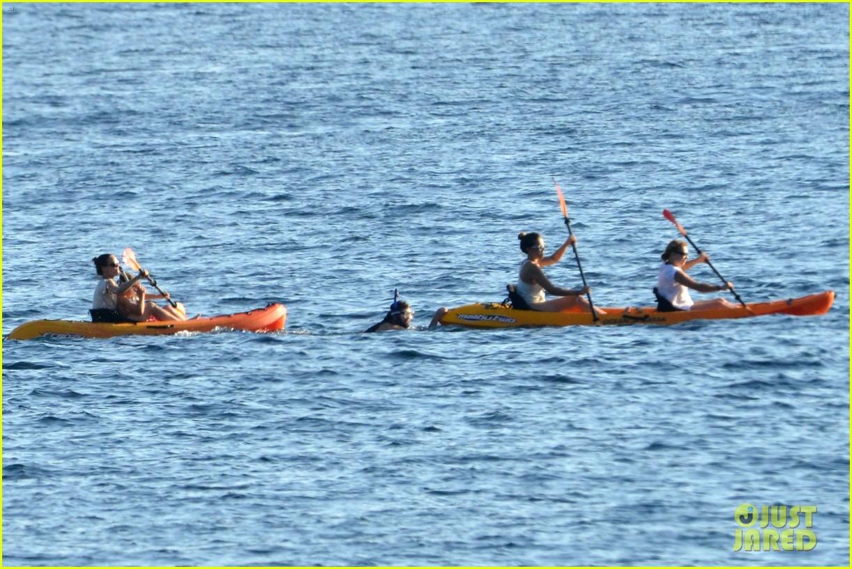 vanessa paradis paddleboarding with jack 232704413