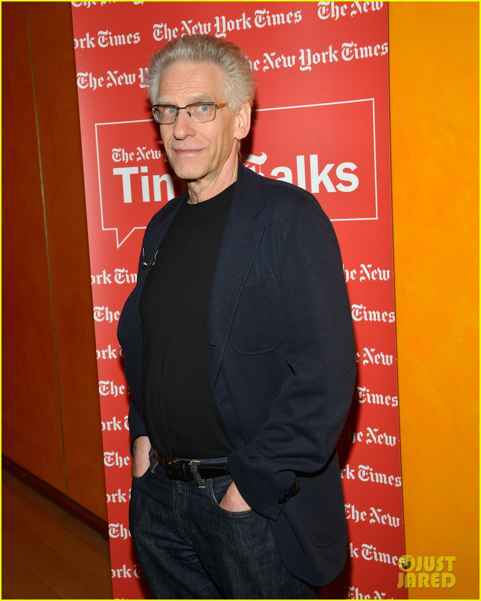 robert pattinson times talk with david cronenberg 092702538