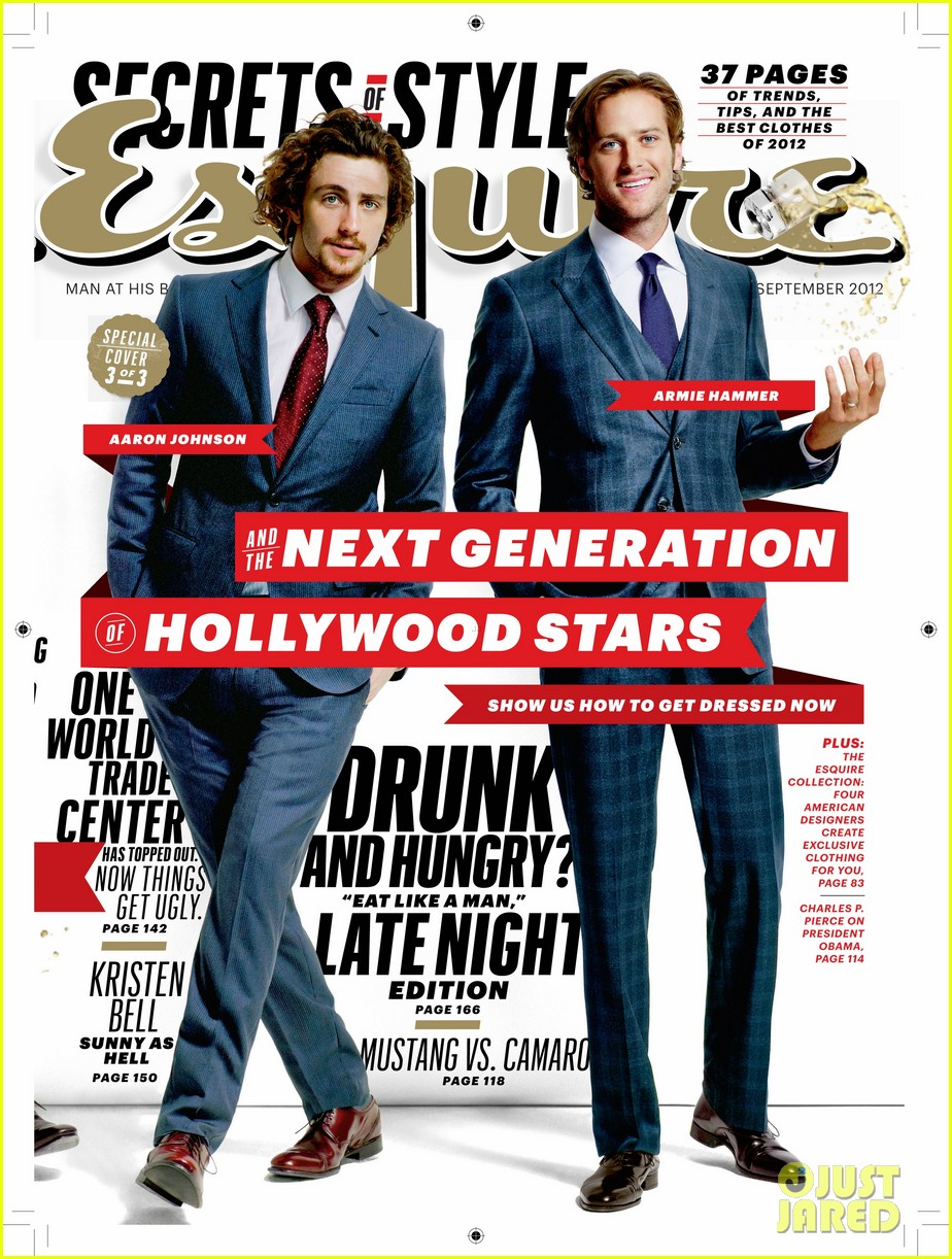 taylor kitsch garrett hedlund aaron paul esquire feature 032699089