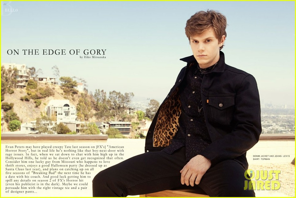 evan peters covers bello magazine 04