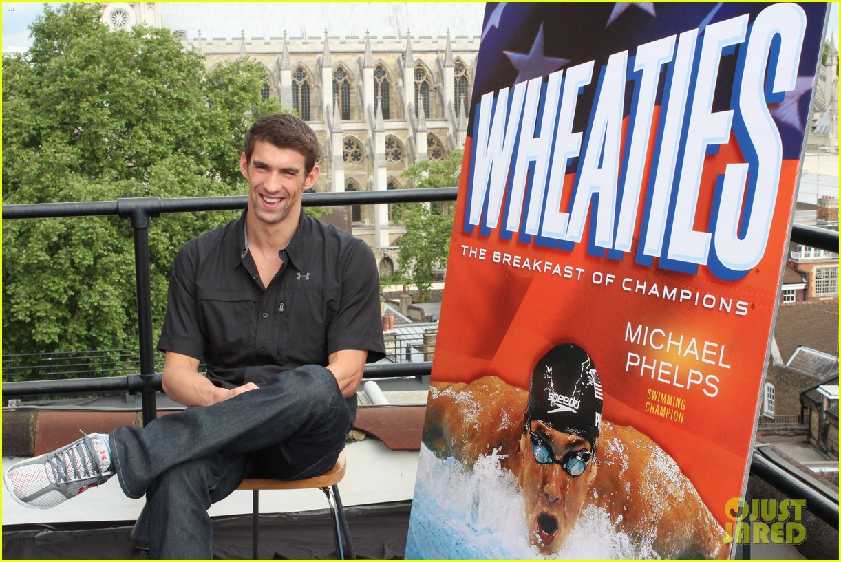 michael phelps misty may treanor wheaties winners 012703328