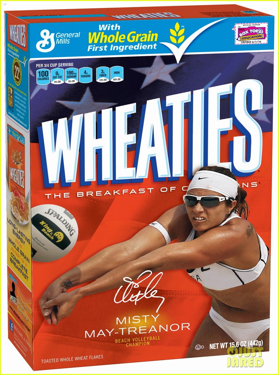 michael phelps misty may treanor wheaties winners 042703331