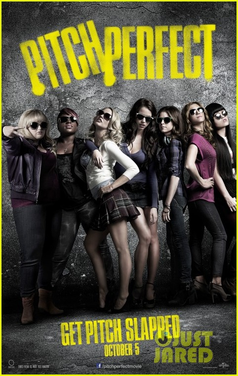 pitch perfect movie posters 012695076