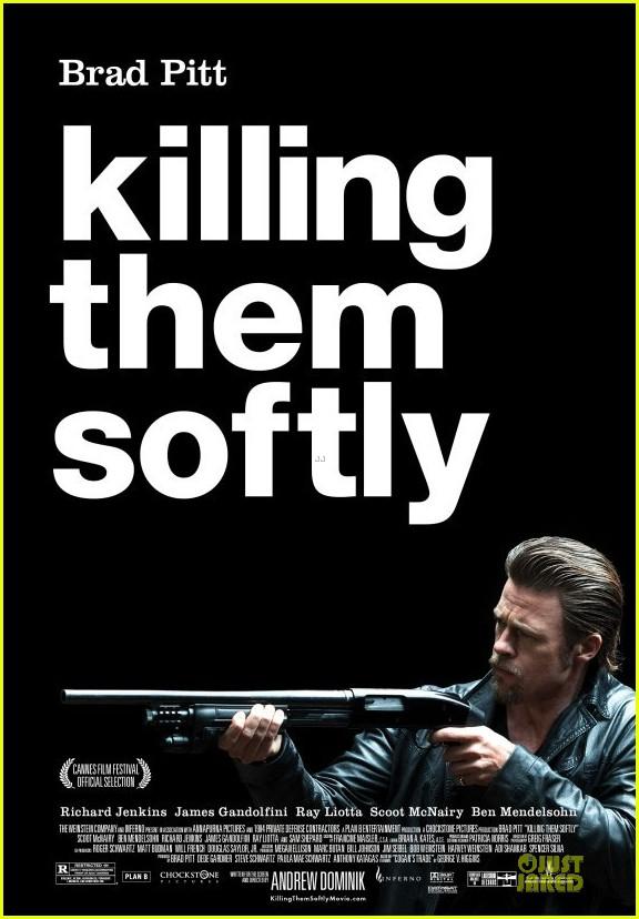brad pitt killing them softly poster2707341