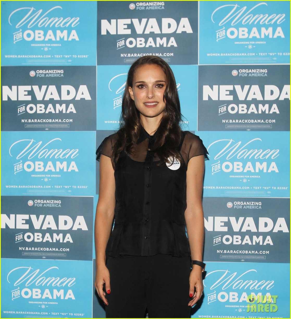 natalie portman campaigns for president obama 22