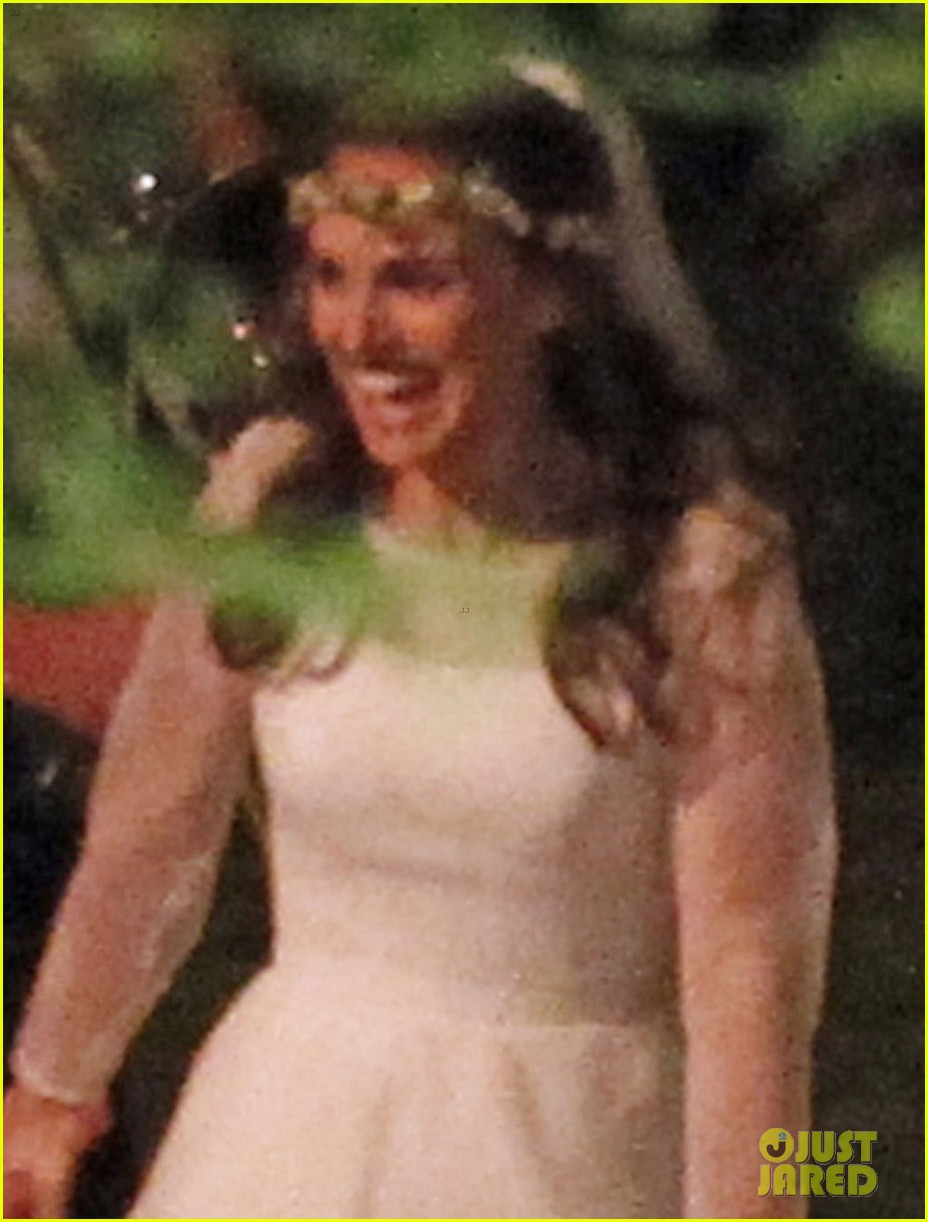 natalie portman wedding pictures benjamin millepied 042697771