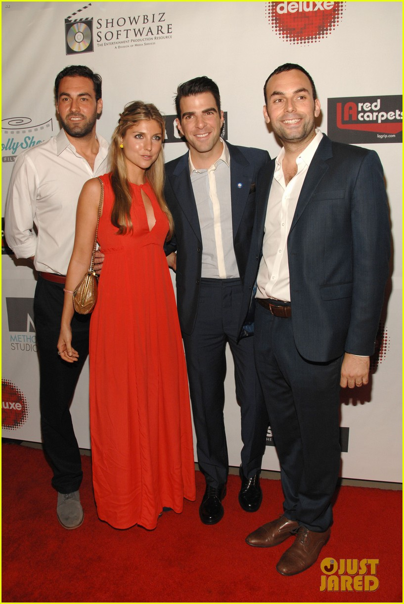 zachary quinto 8th annual hollyshorts film festival opening 042699582