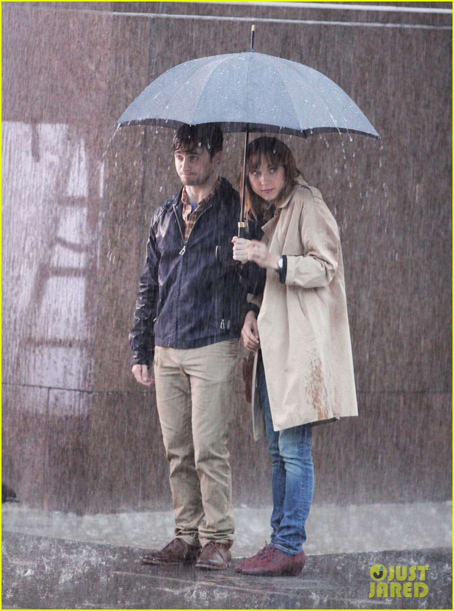daniel radcliffe the f word filming 11