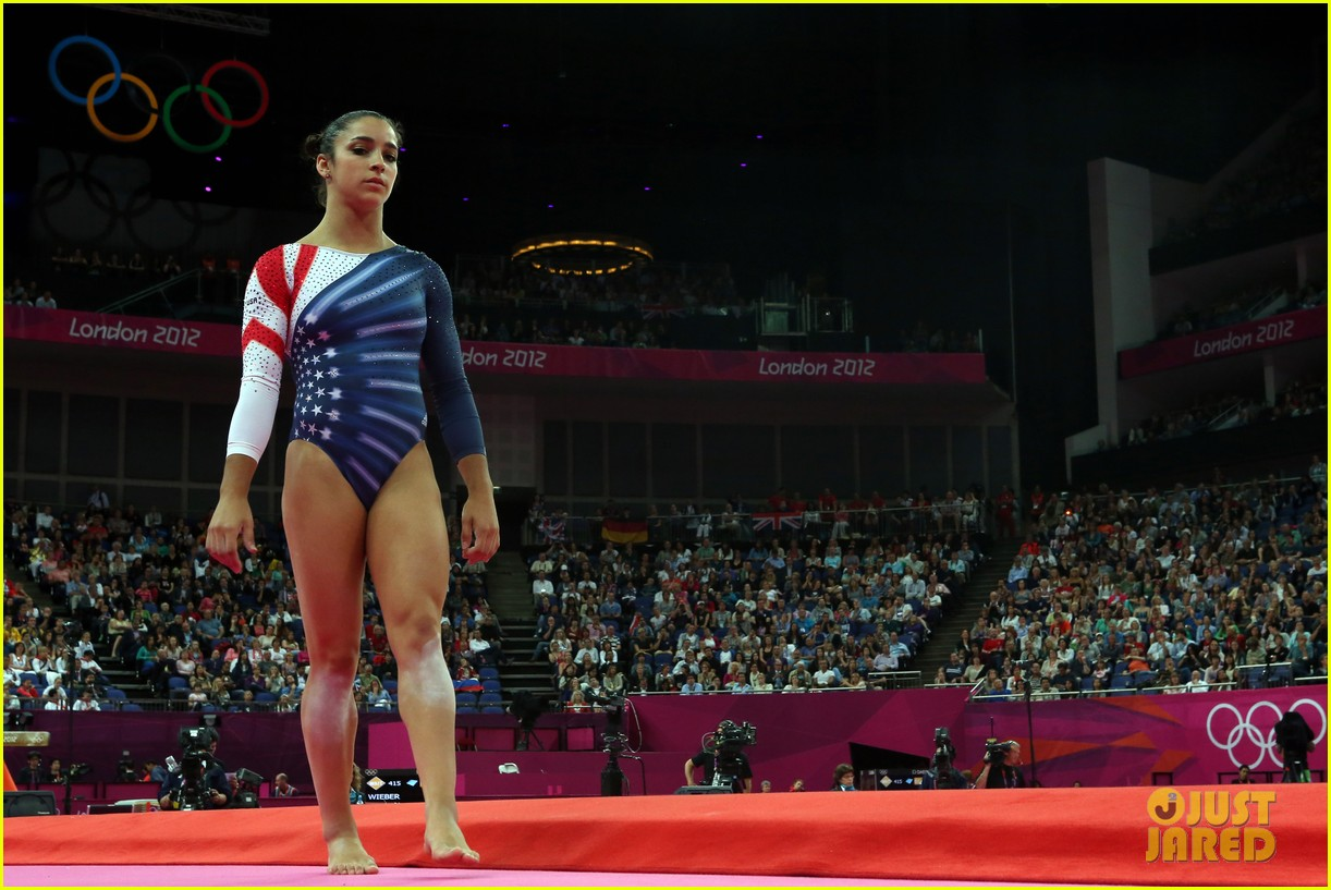 Aly Raisman Amp Jordyn Wieber Floor Exercise Finals Results