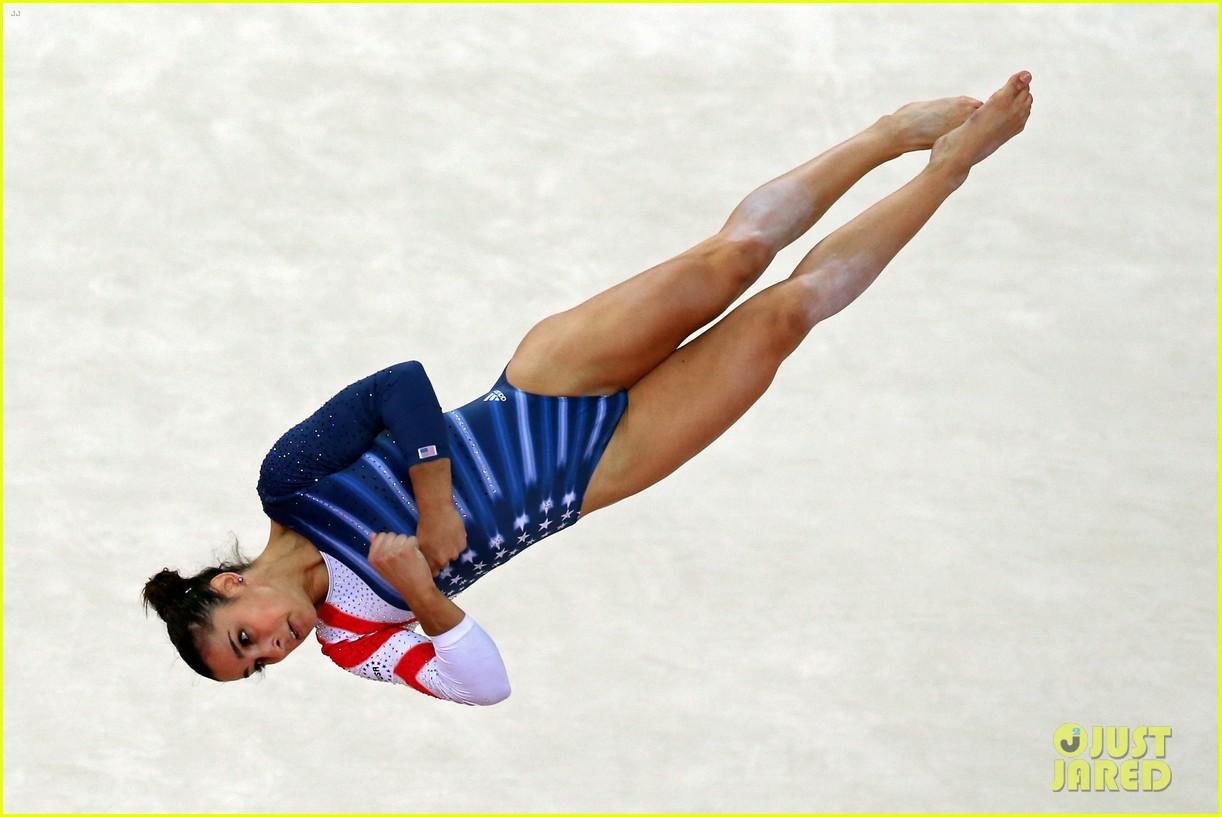 lucky lady gymnastics meet 2012 summer