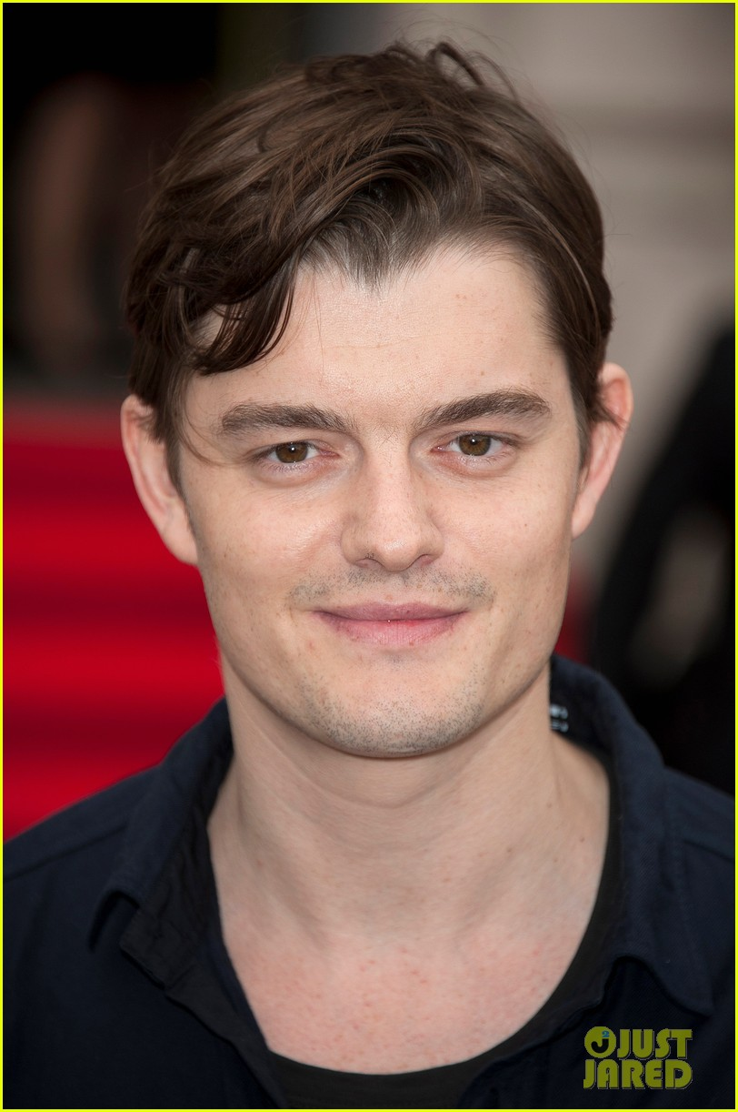 tom sturridge sam riley on the road uk premiere 022703240