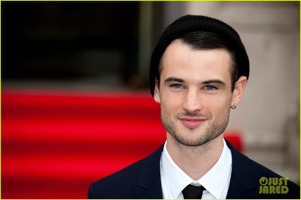 tom sturridge sam riley on the road uk premiere 162703254