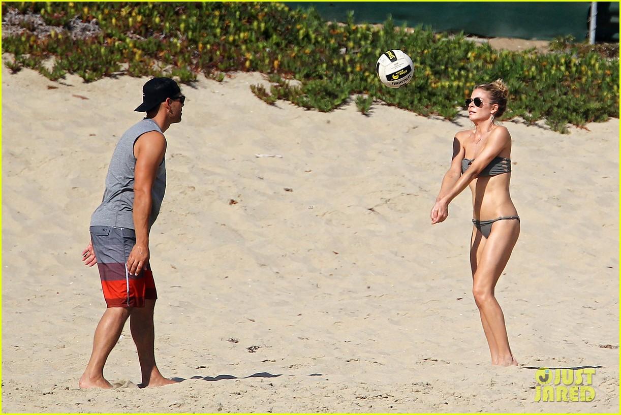 leann rimes bikini beach babe with eddie cibrian 08