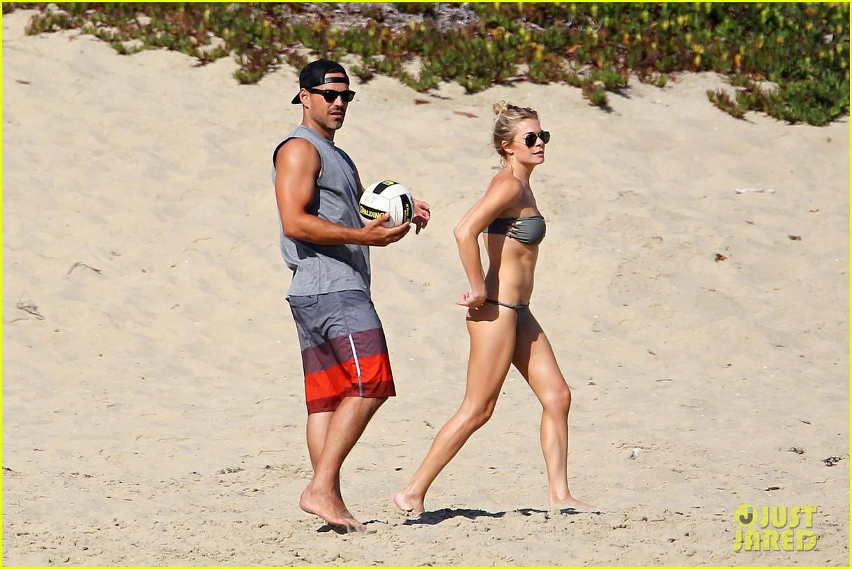 leann rimes bikini beach babe with eddie cibrian 112701487