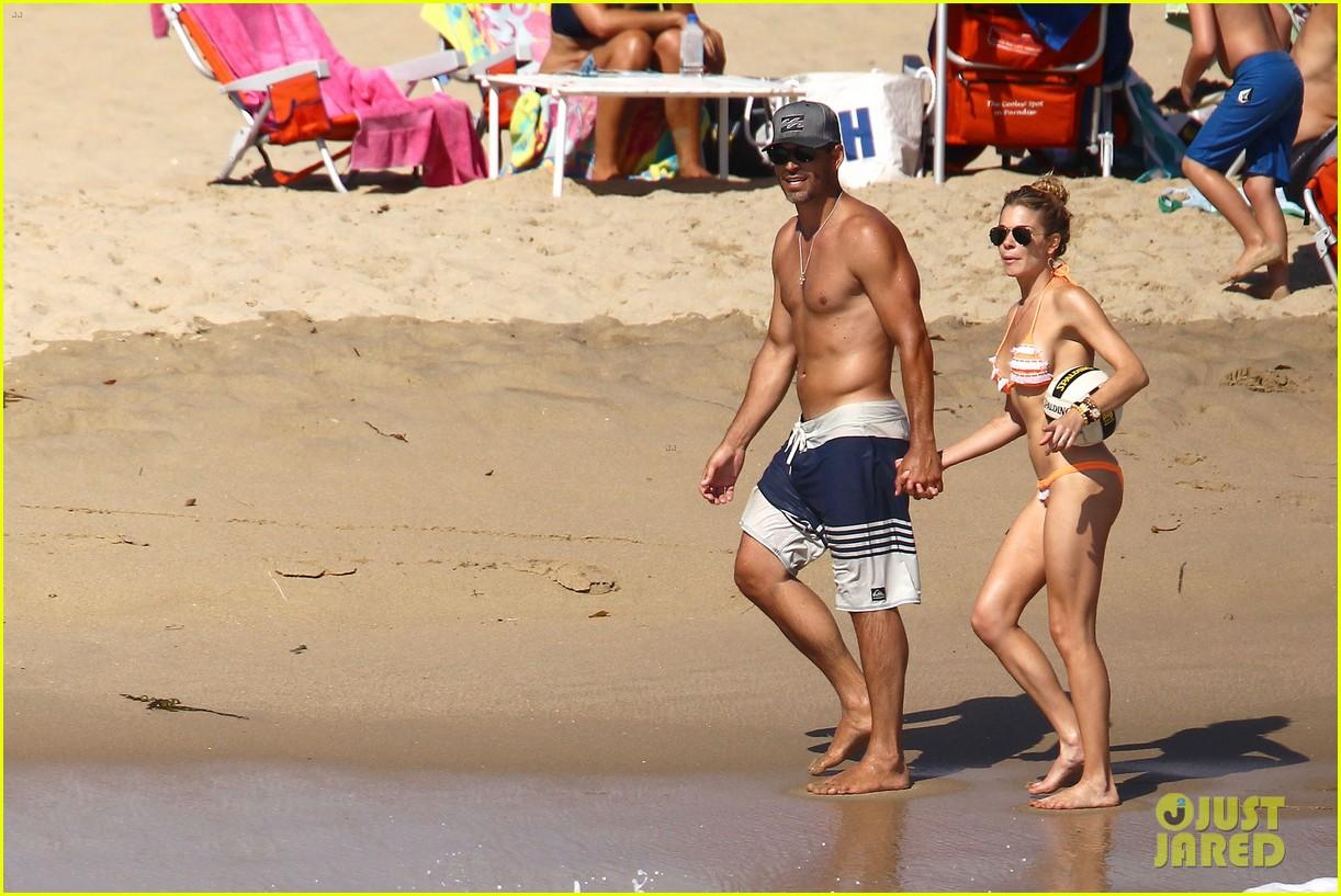 leann rimes bikini beach babe with eddie cibrian 21