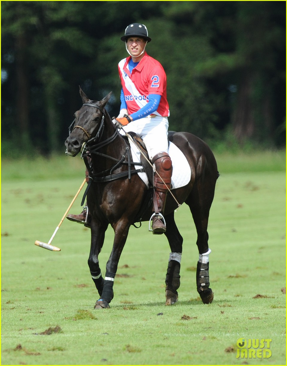 prince harry william charity polo match 042697255