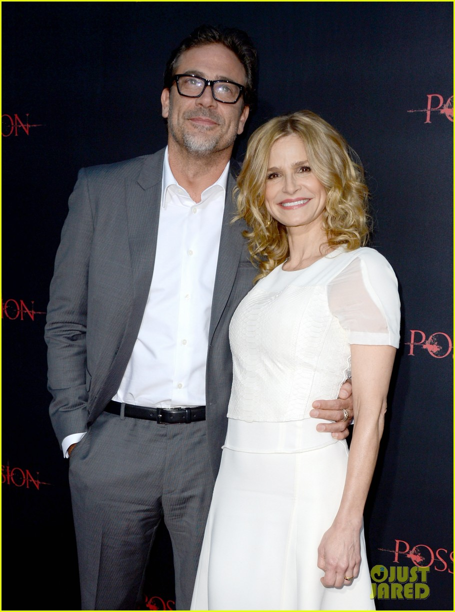 kyra sedgwick possession premiere with jeffrey dean morgan 012710277