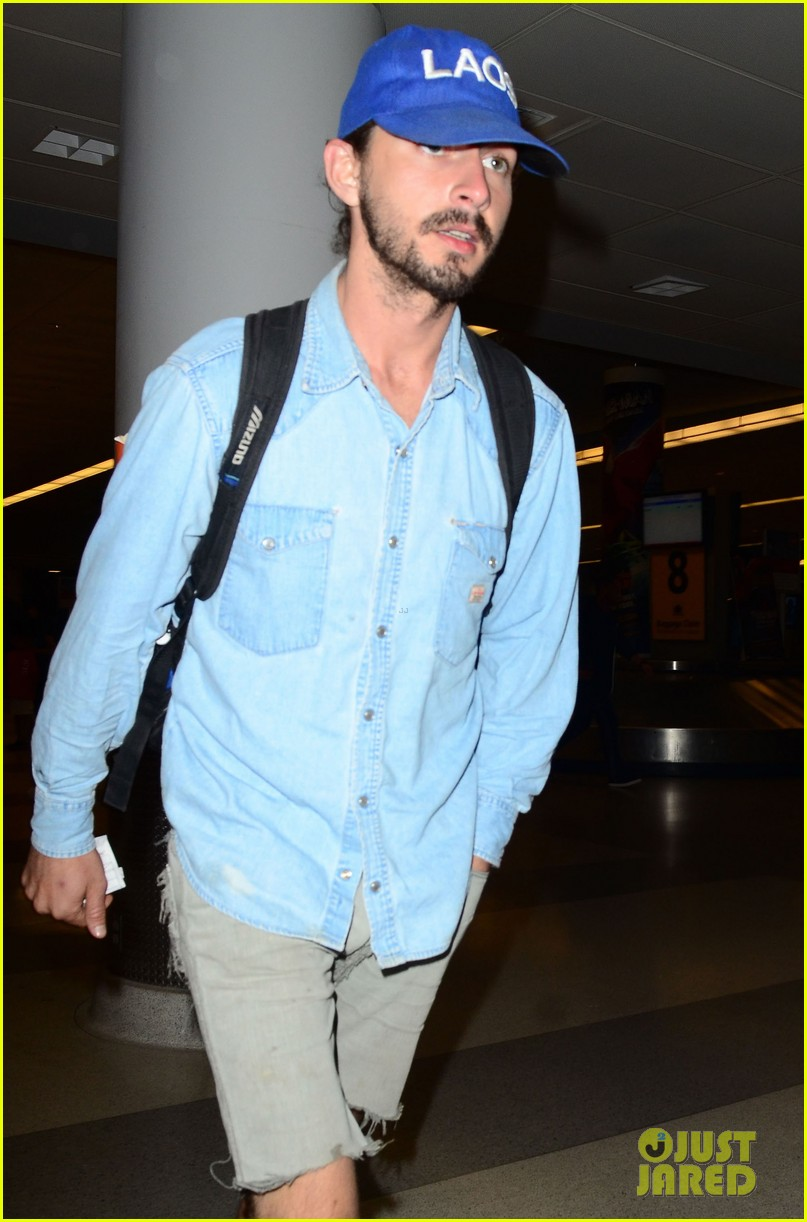 shia labeouf new york city promotion 032695295