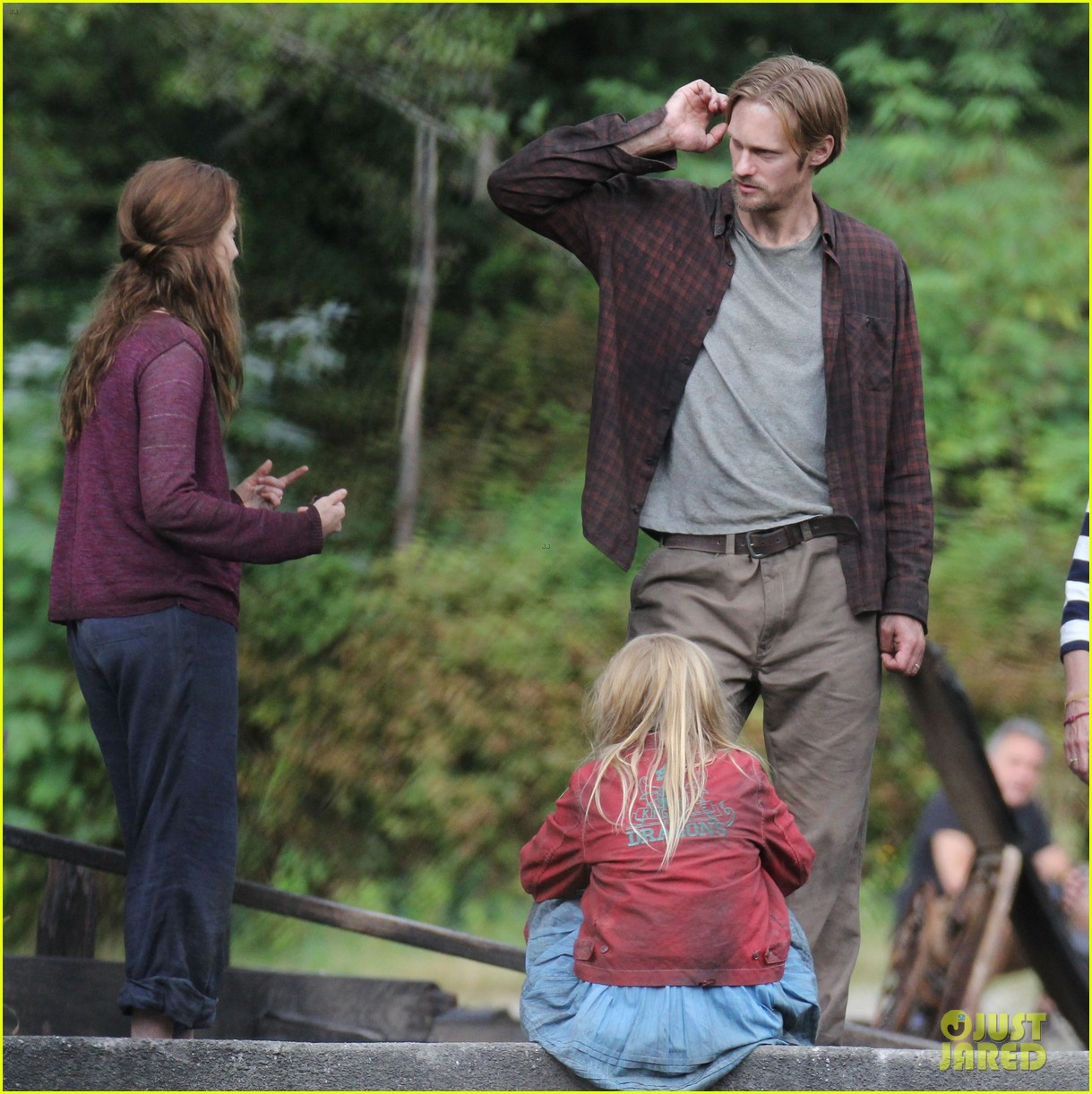 alexander skarsgard hidden set with body double 292710980