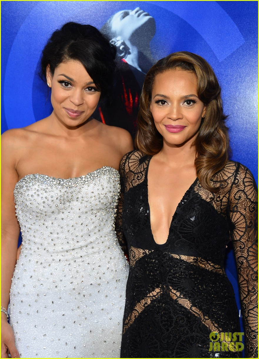 jordin sparks sparkle premiere with bobbi kristina brown 23