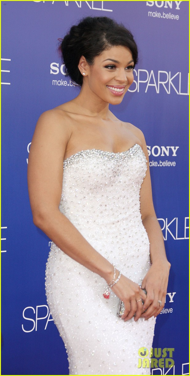 jordin sparks sparkle premiere with bobbi kristina brown 302703550