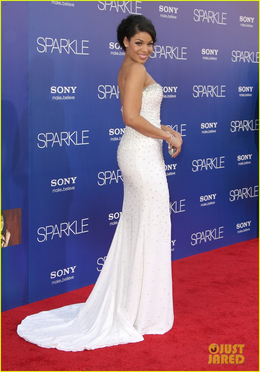 jordin sparks sparkle premiere with bobbi kristina brown 332703553
