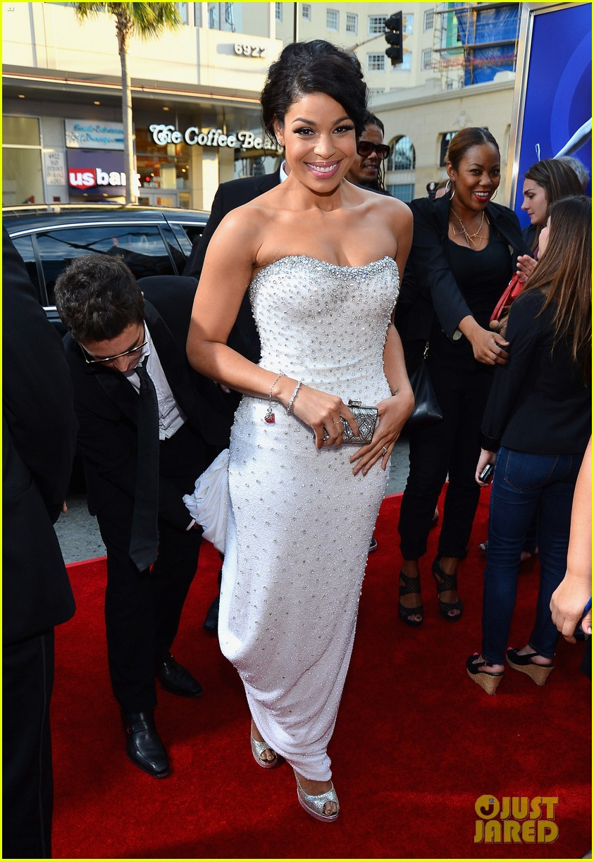 jordin sparks sparkle premiere with bobbi kristina brown 342703554