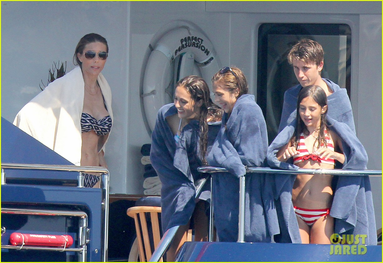 sylvester stallone family yacht vacation in cannes 032698902