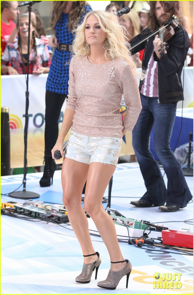 carrie underwood today show performance 102702487