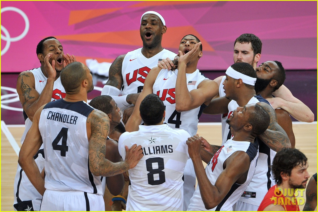 usa wins gold mens basketball olympics 20