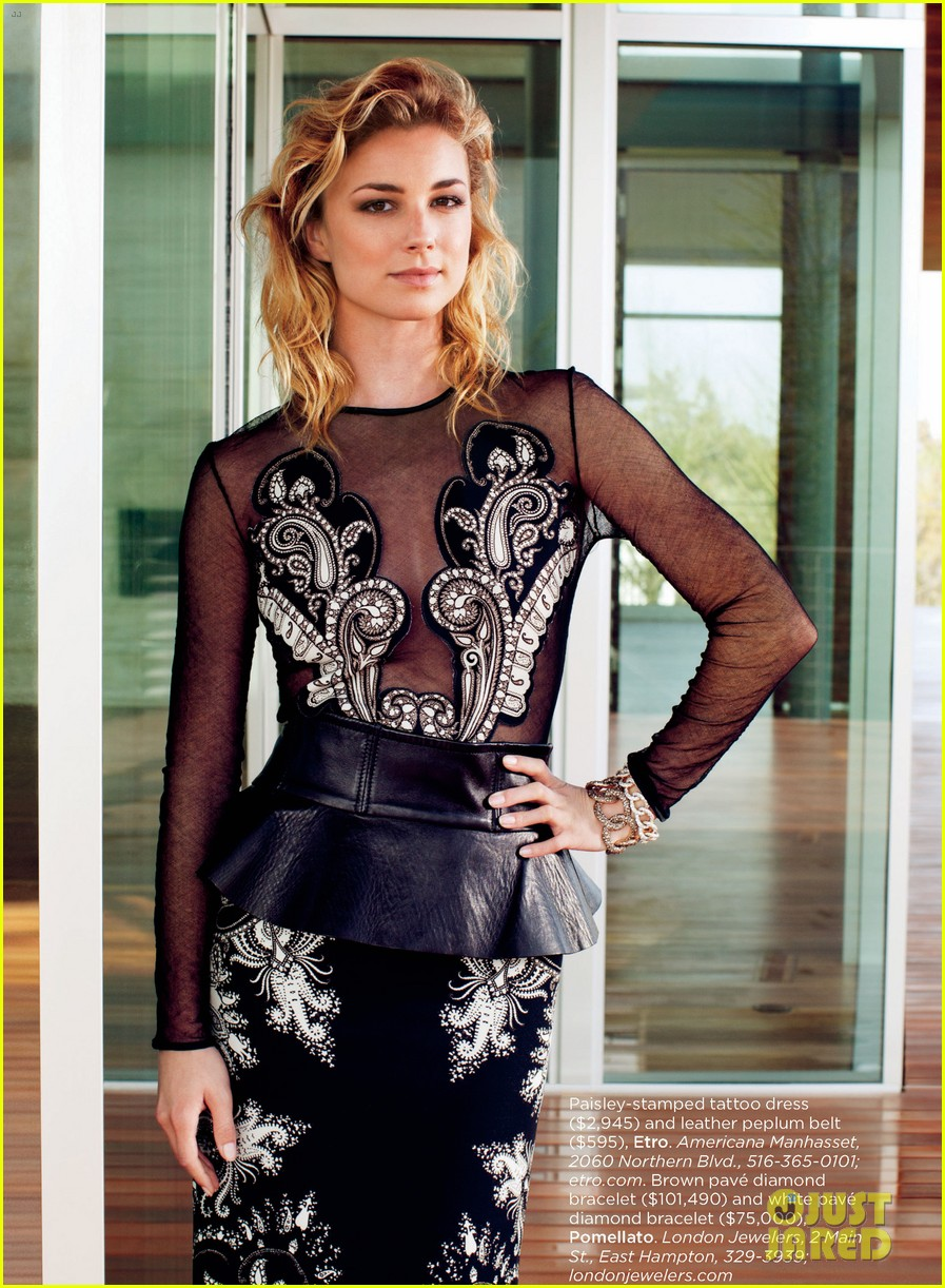 emily vancamp covers hamptons magazine september 2012 03