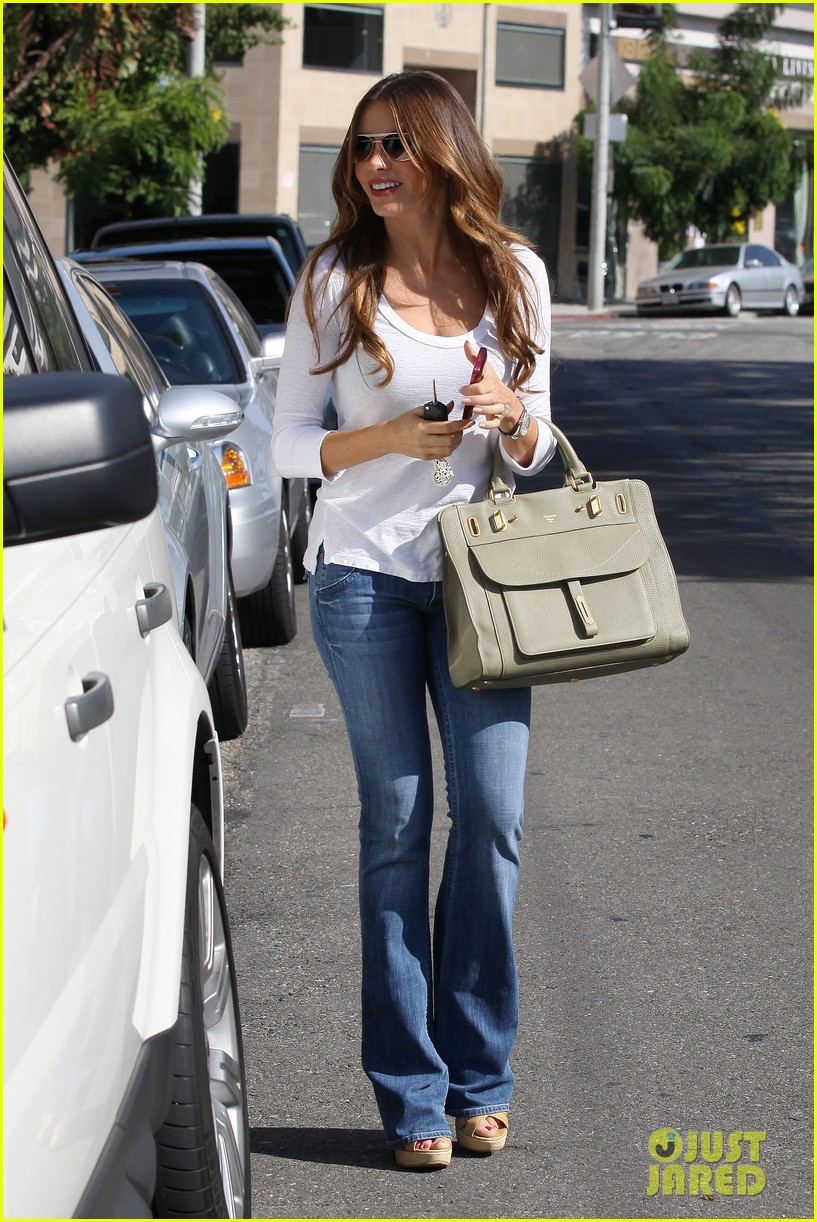 sofia vergara back in la 152695186