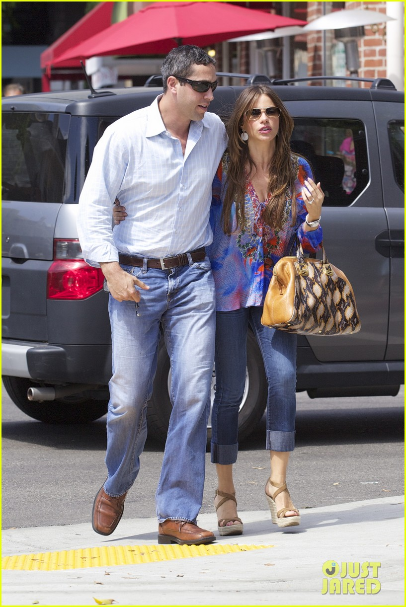 sofia vergara shopping nick loeb 08