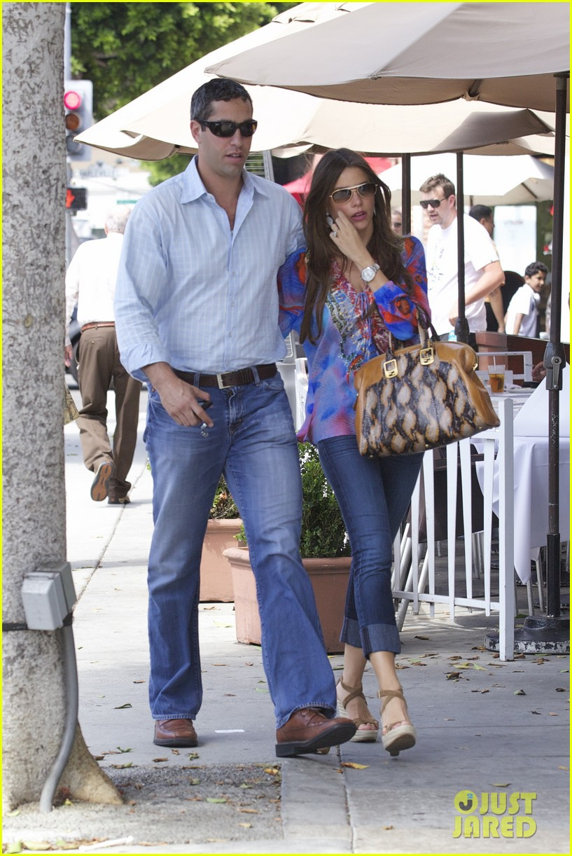 sofia vergara shopping nick loeb 112706730