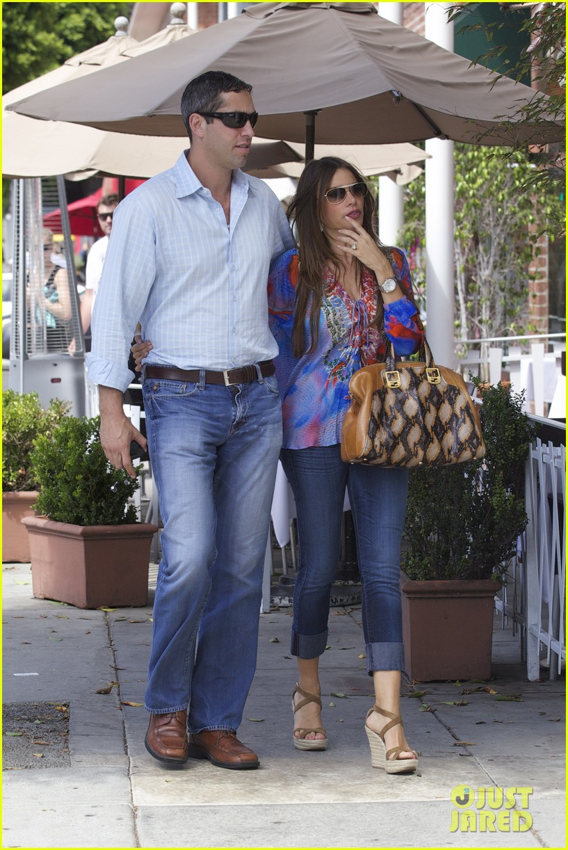 sofia vergara shopping nick loeb 13