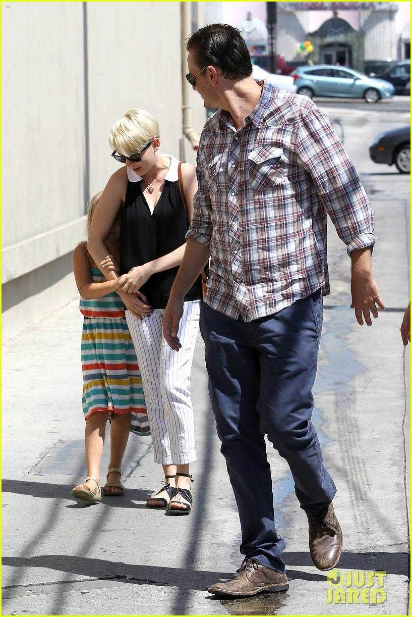 michelle williams jason segel afternoon with matilda 042708557