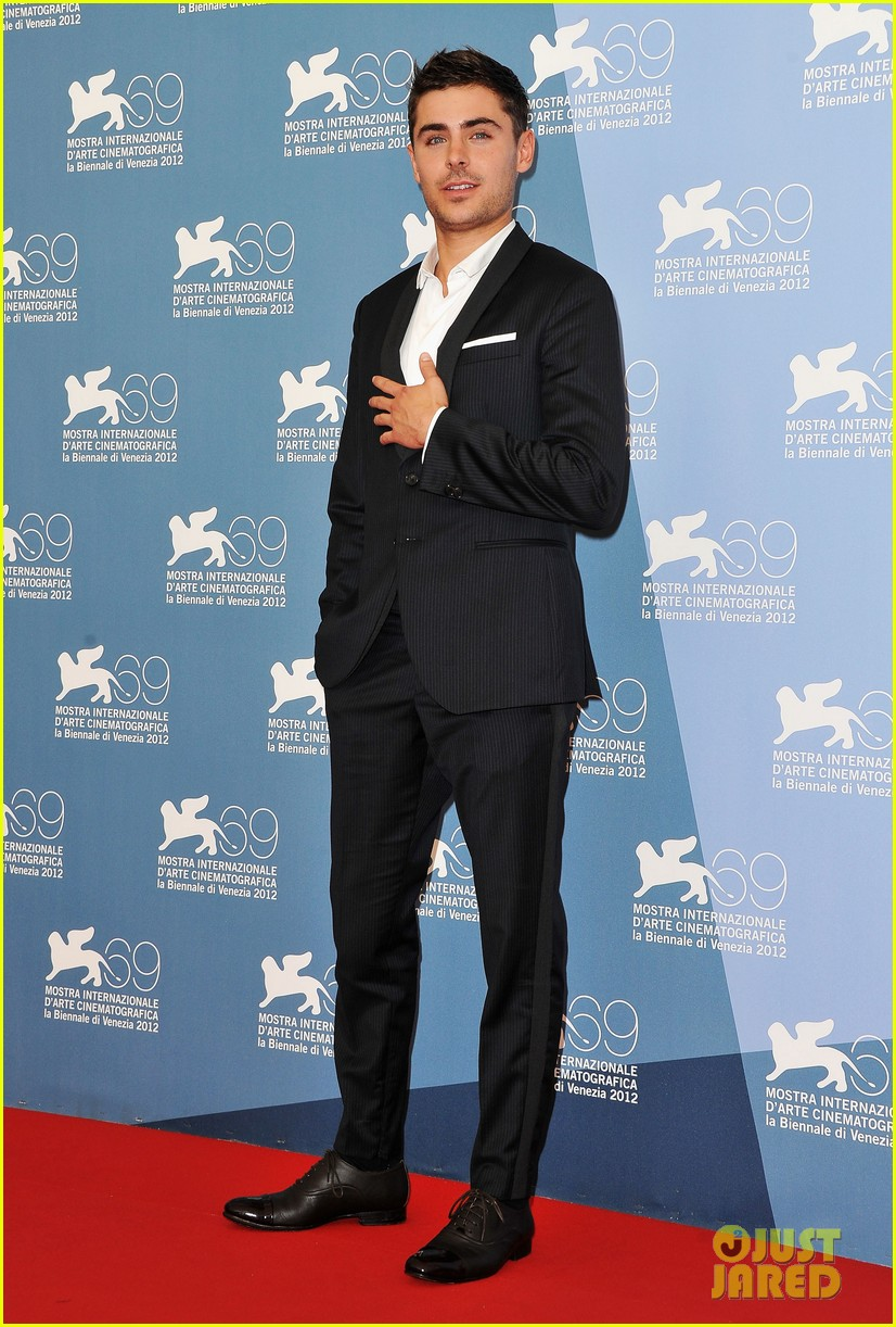 zac efron at any price photo call 03