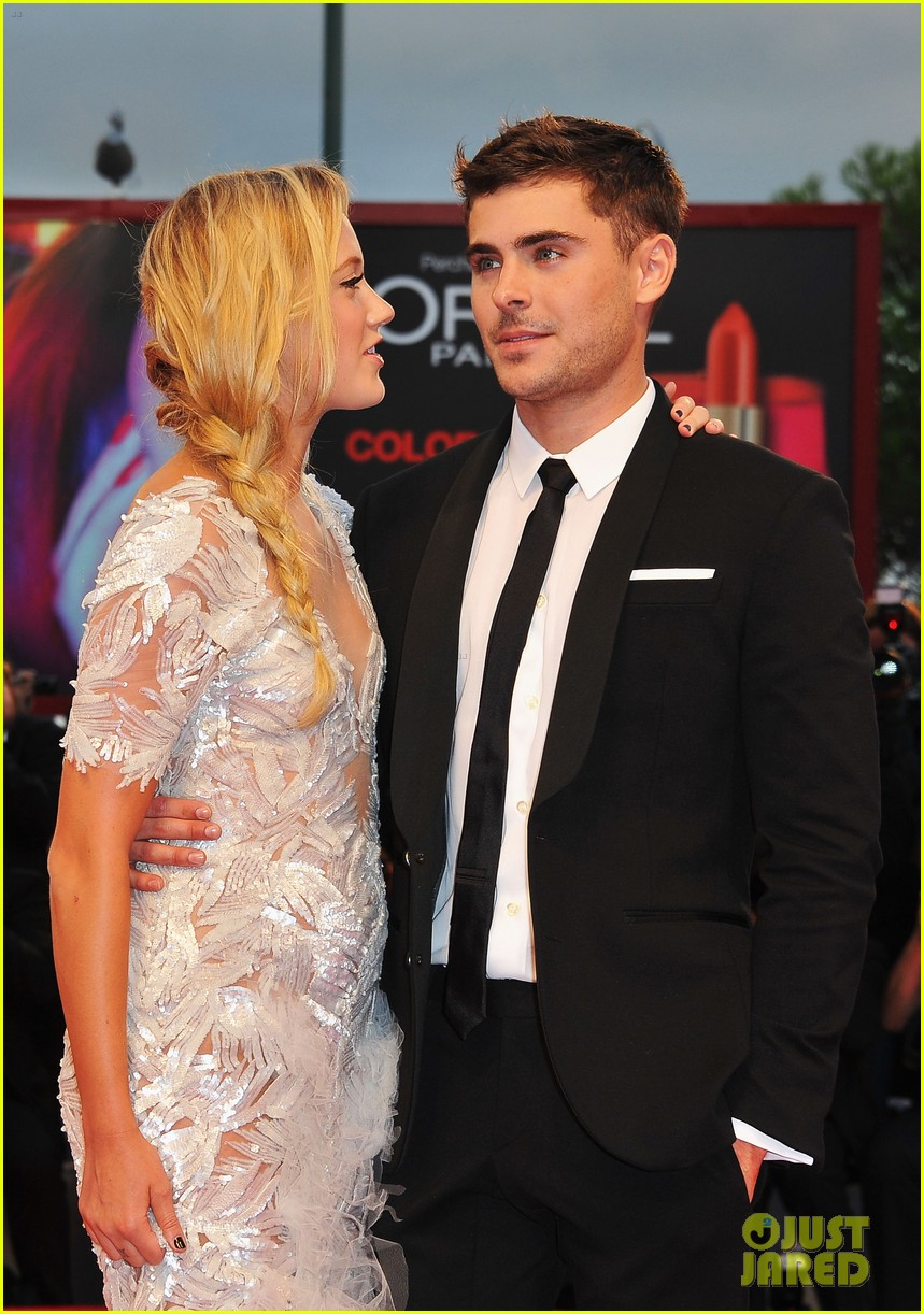 zac efron at any price venice premiere 042711909