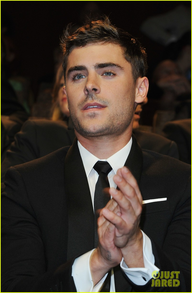zac efron at any price venice premiere 19
