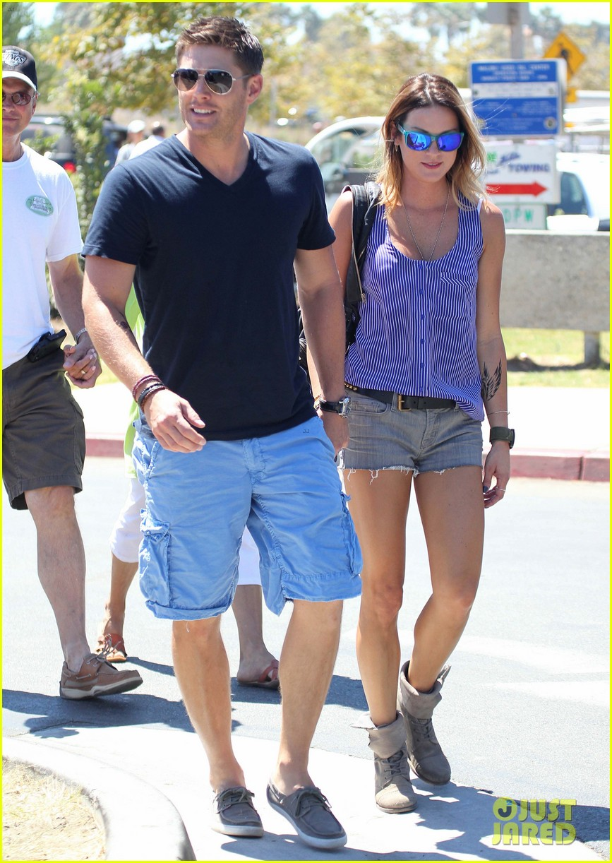 jensen ackles malibu chili cook off with danneel 052713245