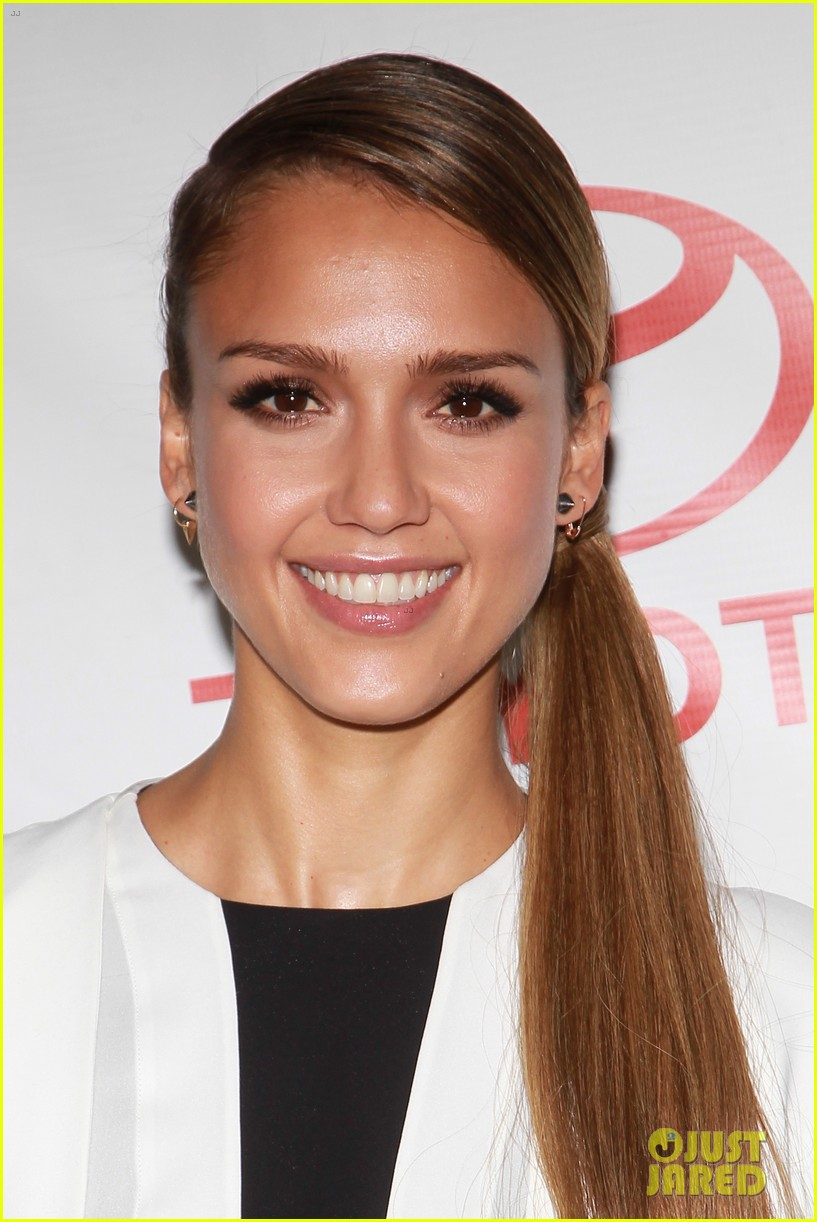 jessica alba cash warren environmental media awards 19