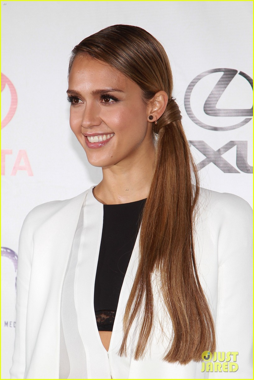 jessica alba cash warren environmental media awards 23