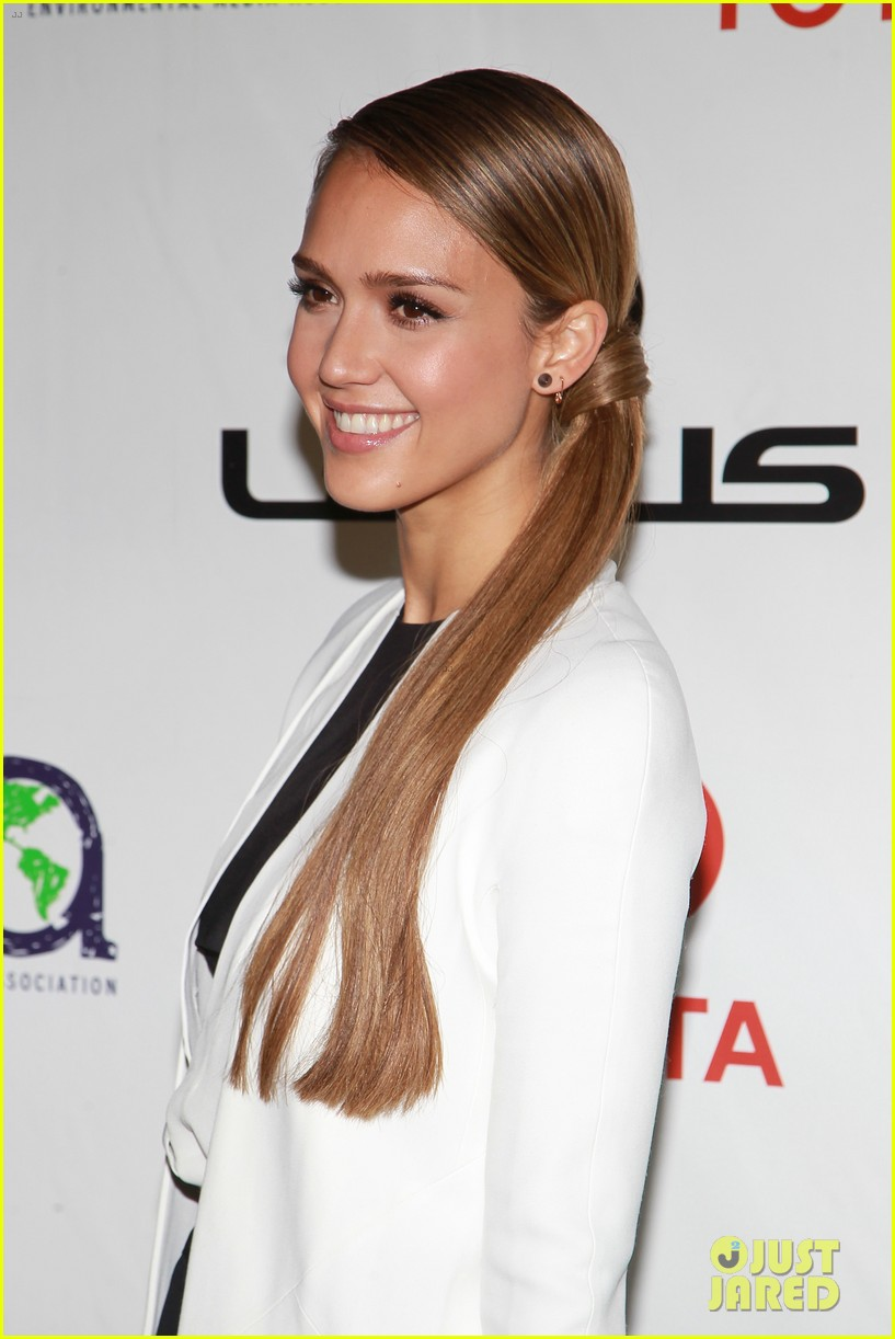 jessica alba cash warren environmental media awards 242730637