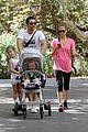 jessica alba family hike 22
