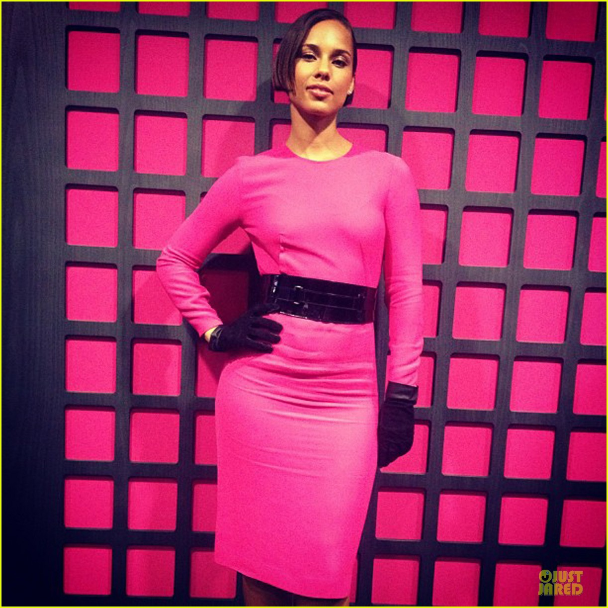 alicia keys power pink at bbc 052729227