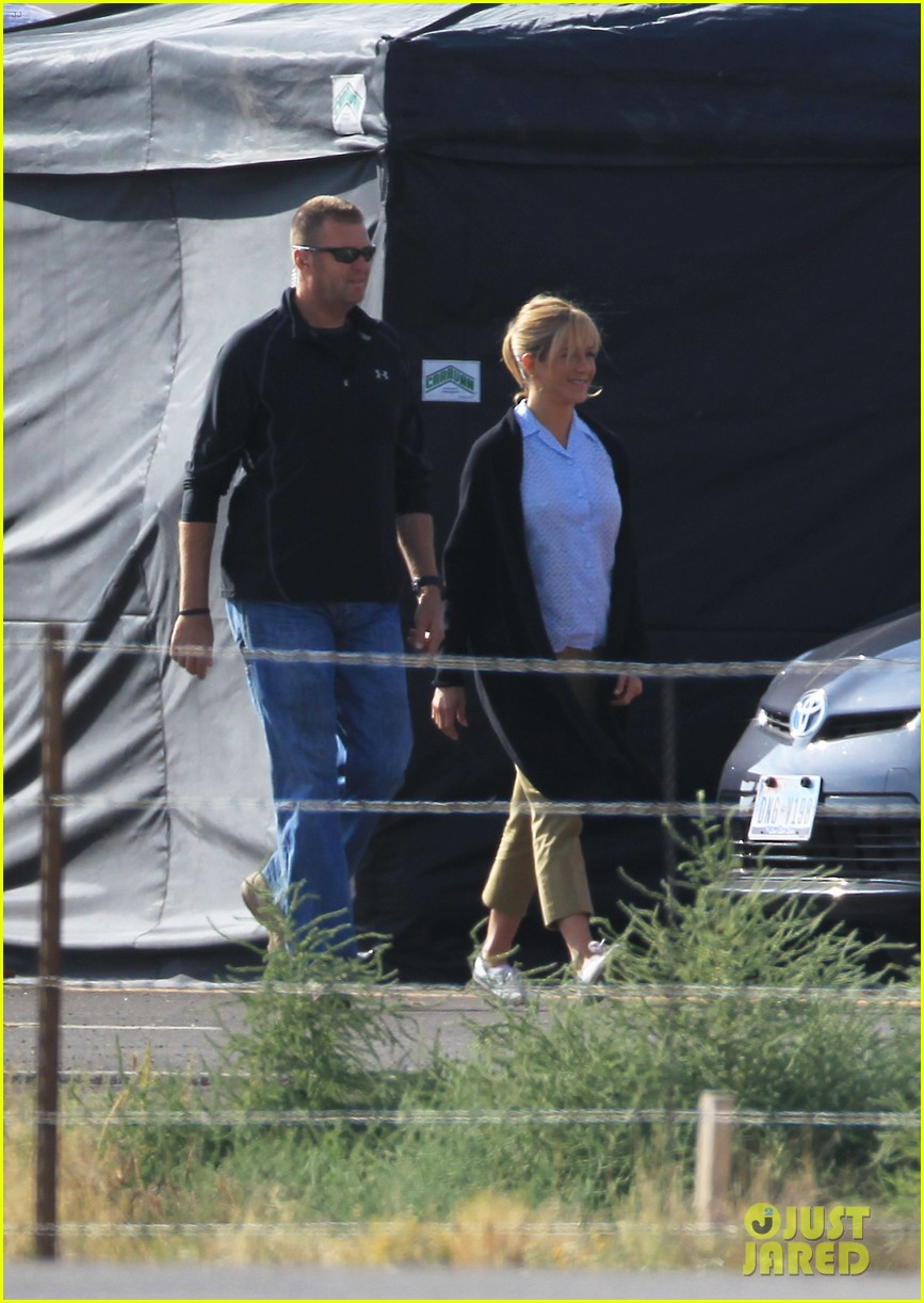 jennifer aniston were the millers set 01